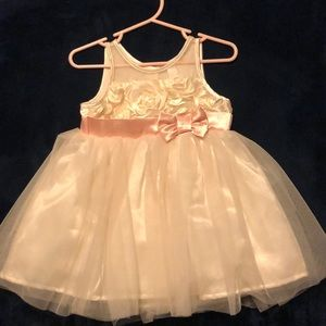 Toddler 12mo party dress